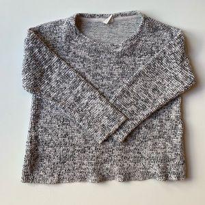 Zara Kids Girl Crewneck Sweater